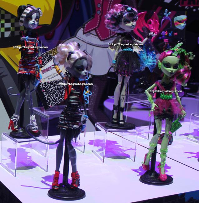 "NY Toy Fair 2014 - Colección ""Zombie Dance"""