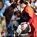 Sonia Gandhi interacts with students at Raebareli 08