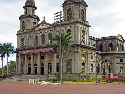 Plaza de La Revolucion Managua
