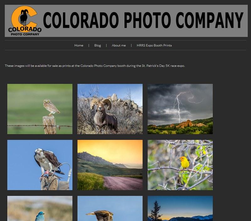 Colorado Photo Company Booth