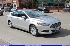 Akron Police Ford Fusion