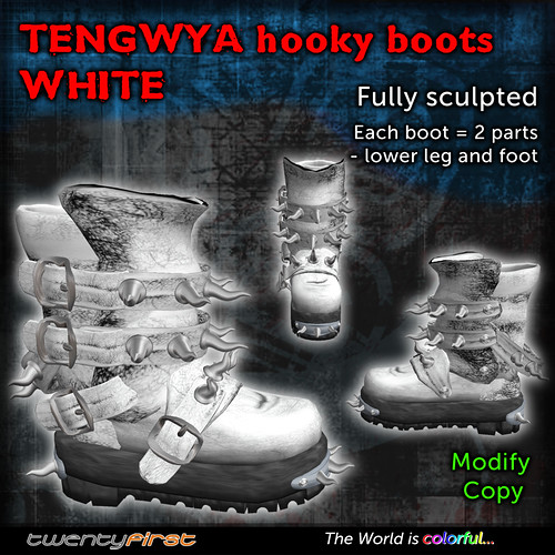 OpenSim shoes