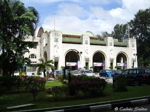 Tanjong Pagar Railway Station 01