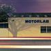 Motorlab (ii) by Wayne Grivell