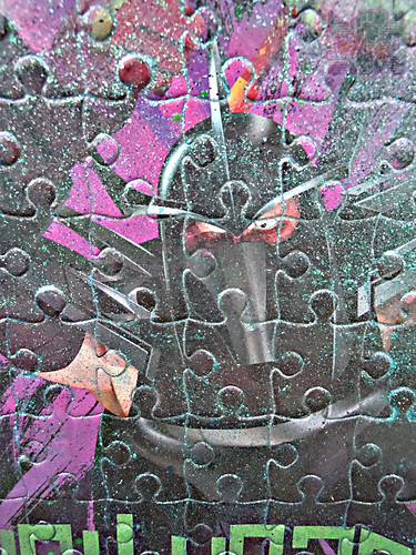 t2z - the tOkKa bootlegz :: Mounted Puzzle; ' SHELLHEADS ' vi (( 2013 ))