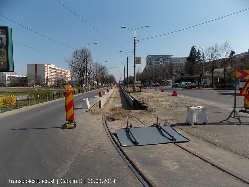 Traseul 102, etapa I: Bucla Nord ( Sp. Județean ) - Intersecție Republicii - Pagina 2 13605399395_b96b9142c2_c