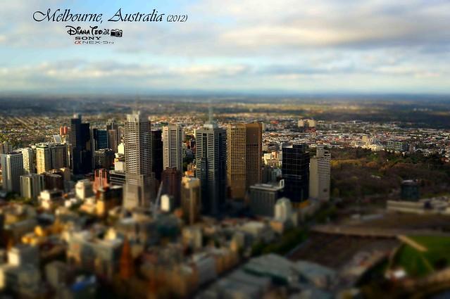 Day 2 Melbourne, Australia - Eureka Skydeck 04