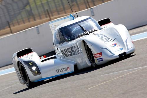Satoshi Motoyama, Lucas Ordoñez y Wolfgang Reip pilotarán el Nissan ZEOD RC que correrá en las 24 Horas de Le Mans 2014