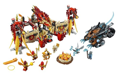 LEGO Chima 70146