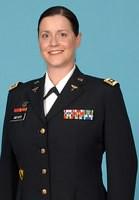 Lt. Col. Kimberlie Biever, MS '07, MS '00