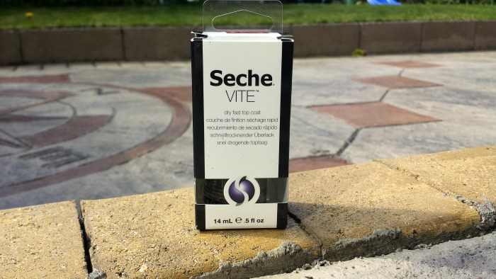 Seche Vite Topcoat Review
