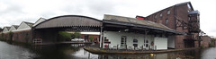 The Bond Company - Grand Union Canal (Digbeth Branch) - Digbeth - panoramic