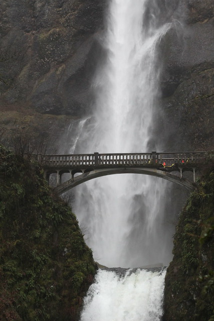 multnomah falls by replicate then deviate