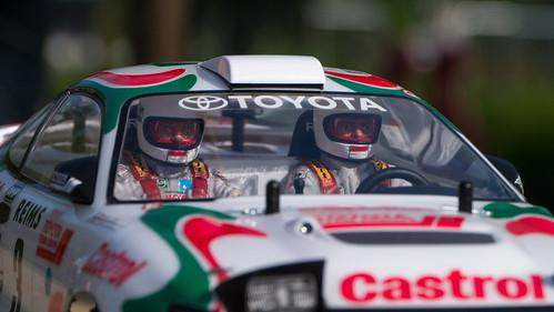 toyota - [PHOTOS] Tamiya TA02 Castrol Toyota Celica GT-Four 14170711731_050172c220
