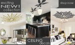 Ceiling Art Decals