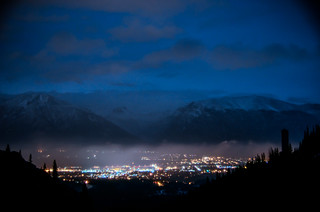 Lights of Canmore