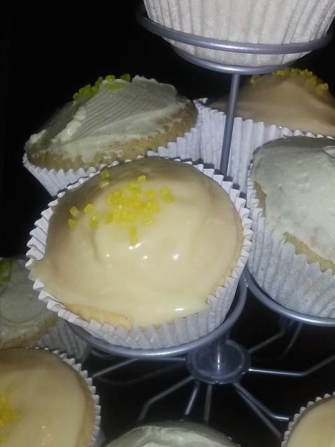Recept voor citroencupcakes ~ CherryCharlie.nl
