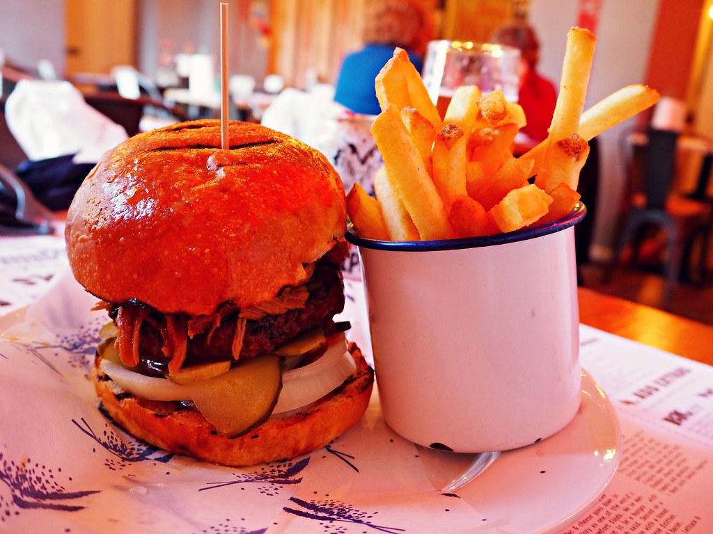 Just Burger and Beers Edinburgh review 4