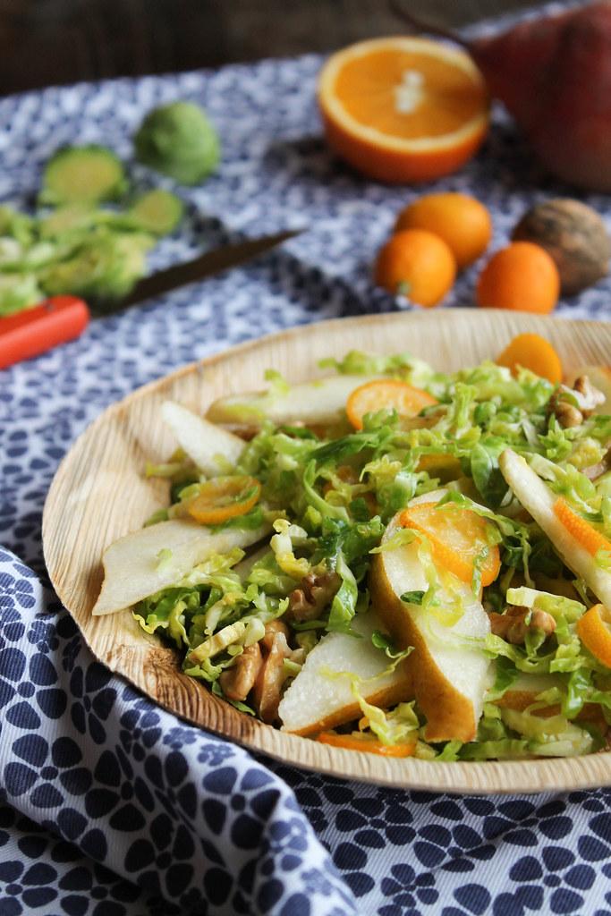 Recette de Salade de choux