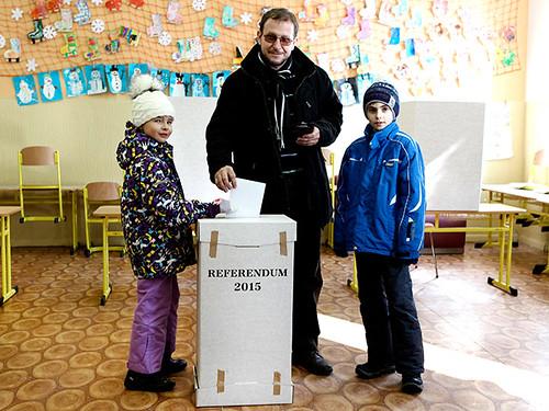 У Словаччині провалився референдум про одностатеві шлюби і усиновлення