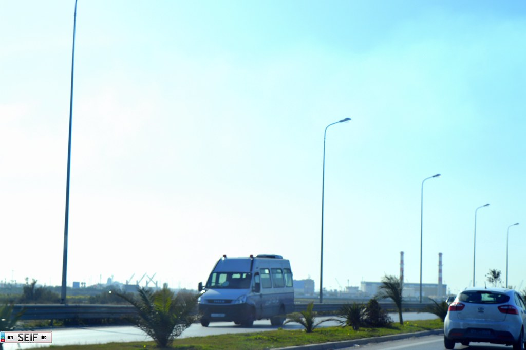 Iveco Daily MiniBus Tunisia 2015