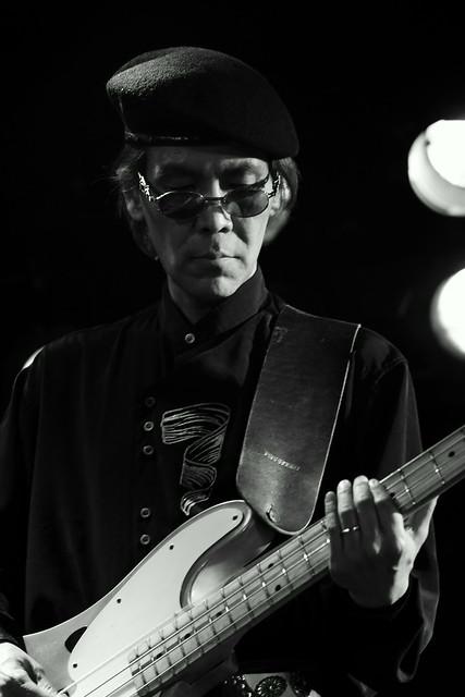 O.E. Gallagher live at Outbreak, Tokyo, 15 Feb 2015. 225