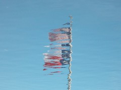 Flags Reflected