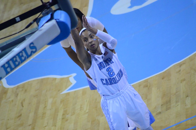 basketball: duke @ unc