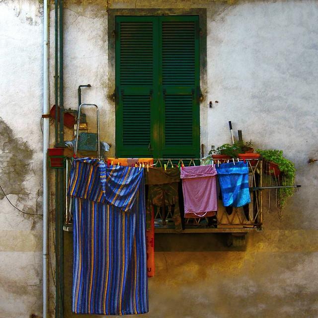 Washing / Bucato