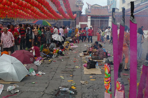 Chinese New Year, George Town, Penang, Malaysia