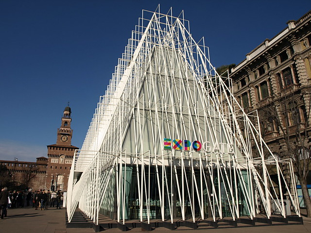Expo Gate, Milan