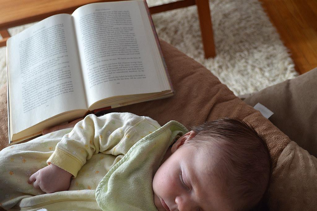 readingselfie