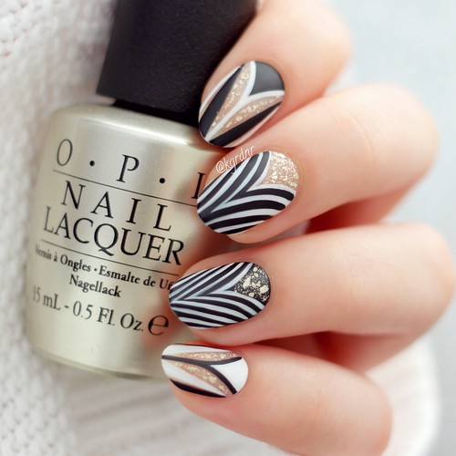 Black-White-OPI-Pure-Negative-Space-Nail-Art