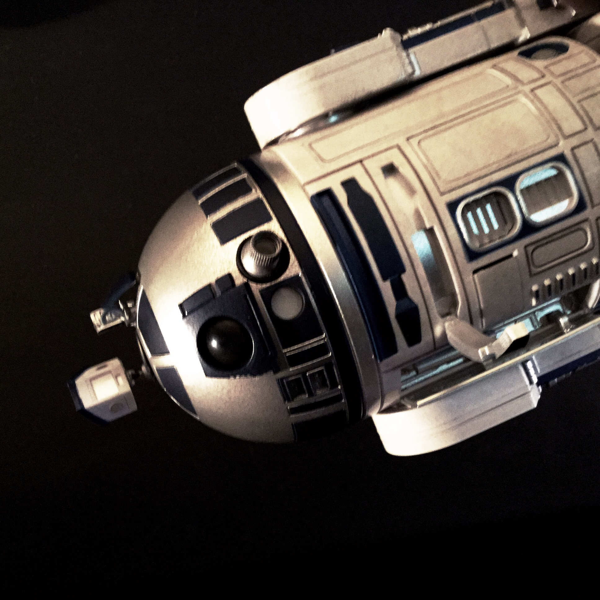 [REVIEW] Star Wars : R2-D2 Deluxe (Sideshow) 16443107622_a0ae74a850_o
