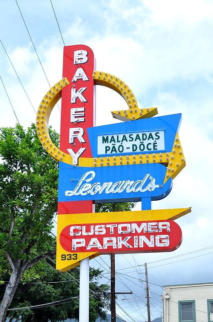 Leonard's Bakery - Kaimuki - Honolulu