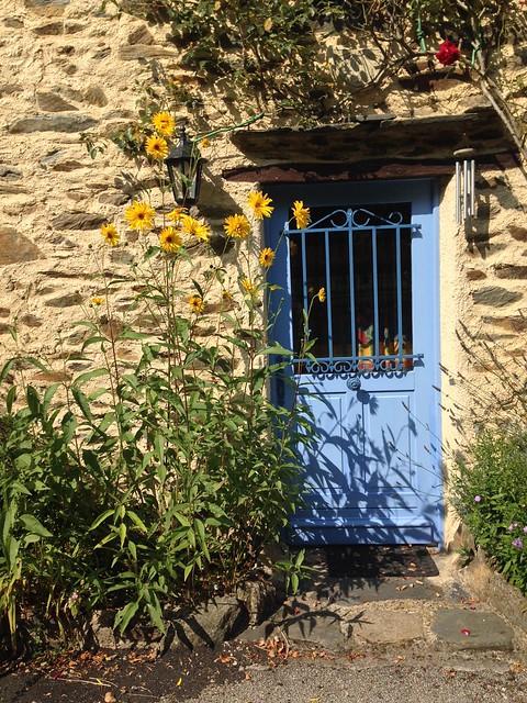 Languedoc Doorway