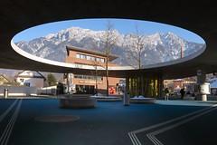 Schaan - Bus Station