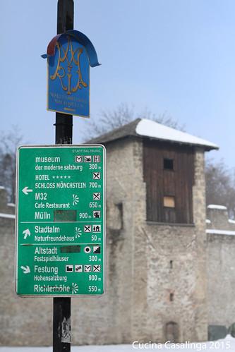 Salzburg Festungsweg 2