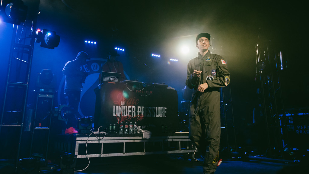 Logic at Ace of Spades