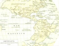 """British Library digitised image from page 25 of """"Amerika: eine allgemeine Landeskunde. In Gemeinschaft mit Dr. E. Deckert und Prof. Dr. W. Kükenthal herausgegeben von Prof. Dr. W. Sievers. Mit 201 Abbildungen, etc"""""""