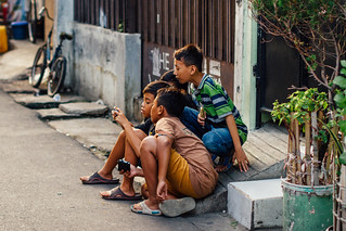 Sharing a Mobile Phone | by AdamCohn