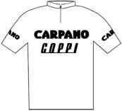 Carpano - Coppi - Giro d'Italia 1956