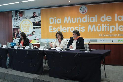 El día 25 de mayo del 2016 se llevó a cabo el Foro: Día Mundial de la Esclerosis Múltiple en el Senado de la República.