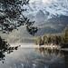Lake Eibsee by marinaweishaupt