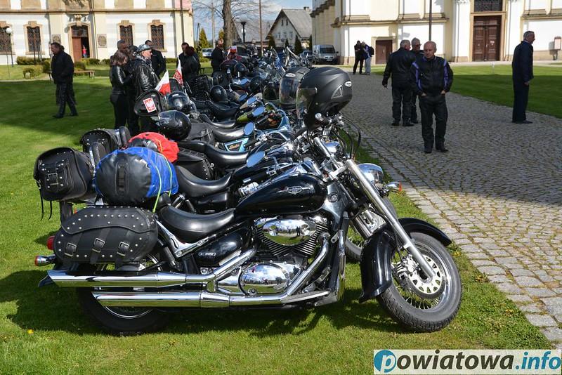 III Zjazd Motocyklowy - Krzeszów