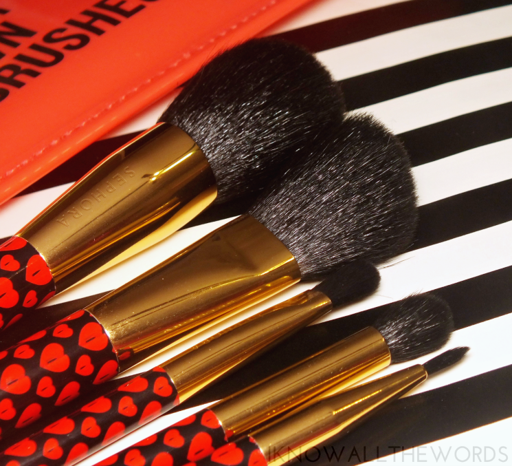 sephora collection BYOB Breakups to Makeup Brush Set (5)