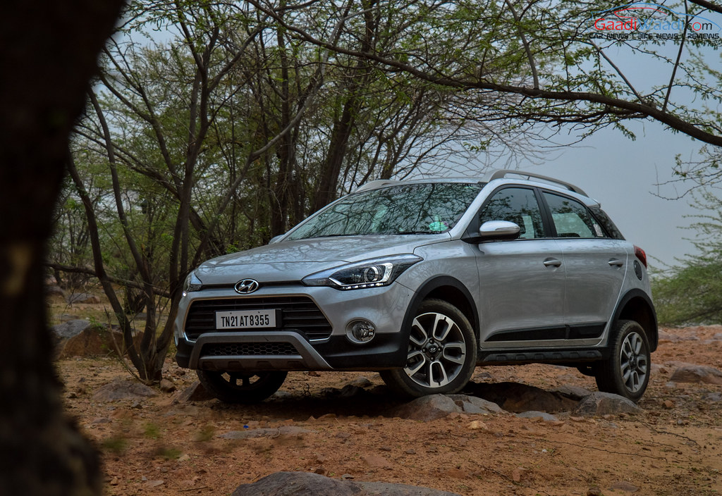 Hyundai i20 Active Review & Road Test