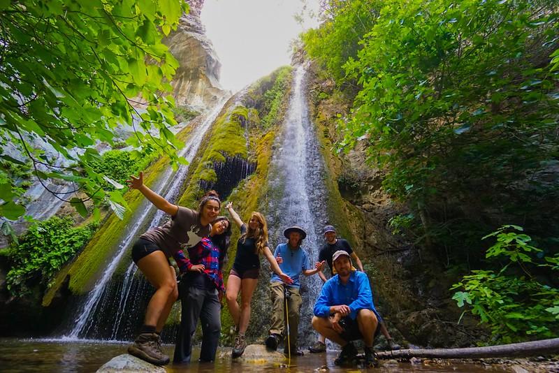 Devils Gulch Falls