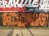 Ludvig graffiti, Trellick Tower