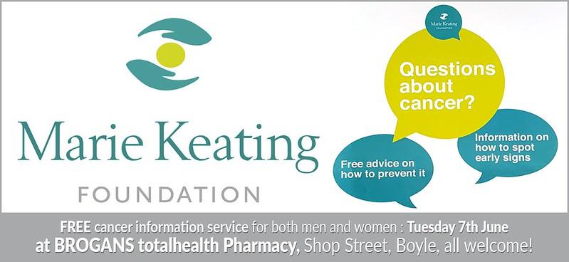 Marie Keating at Brogans Pharmacy